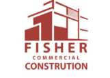 fisher commercial construction in red